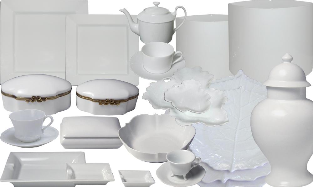 catalogo porcellana bianca